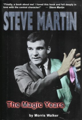 Image for Steve Martin:  The Magic Years