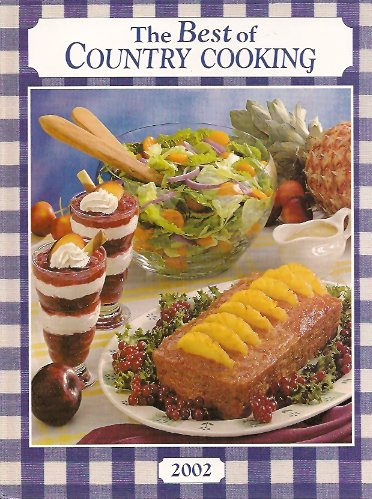 Image for The Best of Country Cooking 2002