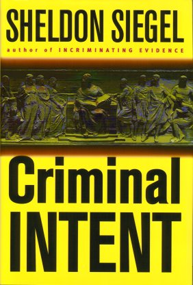Image for Criminal Intent