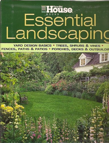 Image for Essential Landscaping:  Ideas & Projects