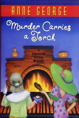 Image for Murder Carries a Torch: A Southern Sisters Mystery