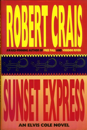Image for Sunset Express: An Elvis Cole Novel