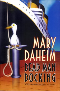 Image for Dead Man Docking:  A Bed and Breakfast Mystery