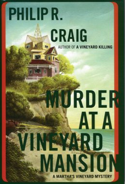 Image for Murder At a Vineyard Mansion