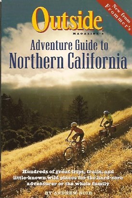 Image for Outside Magazine's Adventure Guide to Northern California