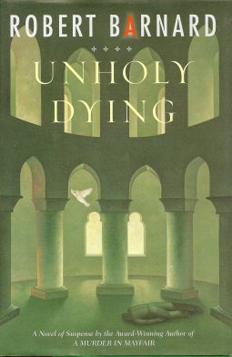 Image for Unholy Dying:  A Crime Novel
