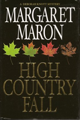 Image for High Country Fall:  A Deborah Knott Mystery