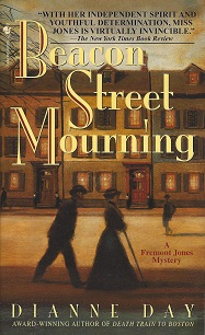Image for Beacon Street Mourning  A Fremont Jones Mystery