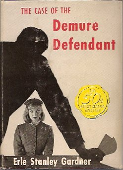 Image for The Case of the Demure Defendant