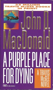 Image for Purple Place for Dying