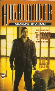 Image for Highlander:  The Measure of a Man