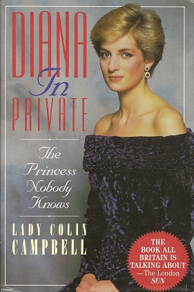Image for Diana in Private:  The Princess Nobody Knows