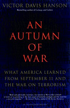 Image for An Autumn of War:   What America Learned from September 11 and the War on Terrorism