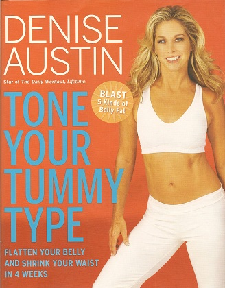 Image for Tone Your Tummy Type:  Flatten Your Belly and Shrink Your Waist in 4 Weeks