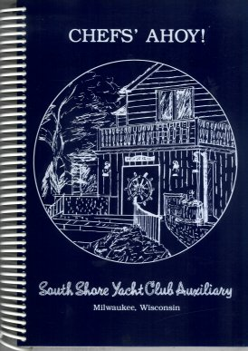 Image for South Shore Yacht Club Auxiliary Cookbook