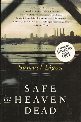 Image for Safe in Heaven Dead