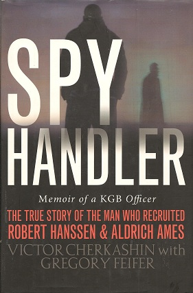 Image for Spy Handler:  Memoir of a KGB Officer