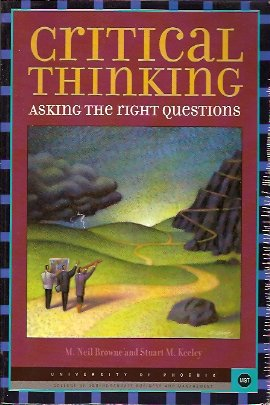 Image for Critical Thinking:  Asking the Right Questions