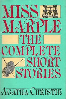 Image for Miss Marple the Complete Short Stories