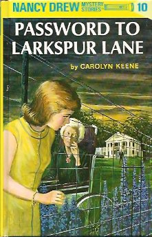 Image for The Password to Larkspur Lane