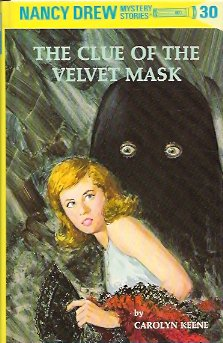 Image for The Clue of the Velvet Mask