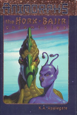 Image for The Hork-Bajir Chronicles