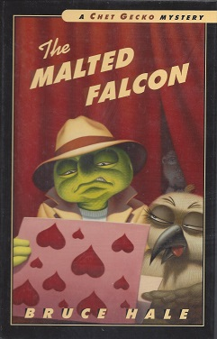 Image for The Malted Falcon:   A Chet Gecko Mystery