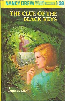 Image for The Clue of the Black Keys