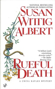 Image for Rueful Death  A China Bayles Mystery