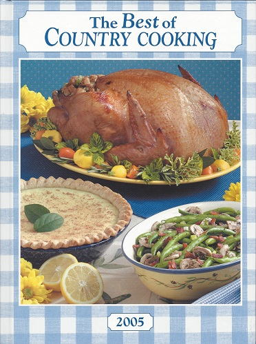 Image for The Best of Country Cooking 2005