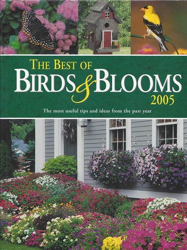 Image for The Best of Birds & Blooms 2005