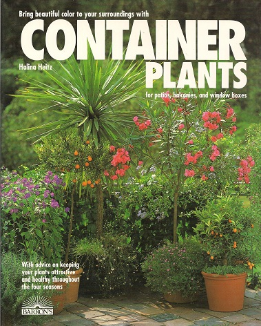 Image for Container Plants:  For Patios, Balconies, and Window Boxes