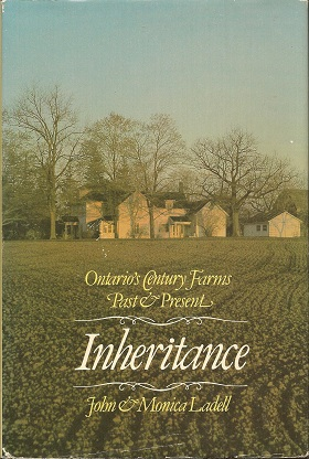 Image for Inheritance:  Ontario's Century Farms Past & Present