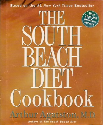 Image for The South Beach Diet Cookbook