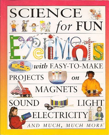 Image for Science For Fun Experiments