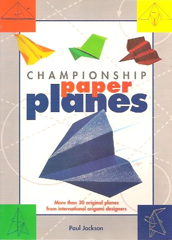 Image for Championship Paper Planes