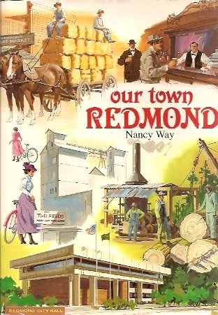 Image for Our town, Redmond