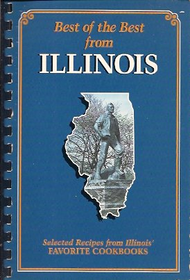 Image for Best of the Best from Illinois:   Selected Recipes from Illinois' Favorite Cookbooks