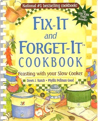 Image for Fix-it And Forget-it Cookbook