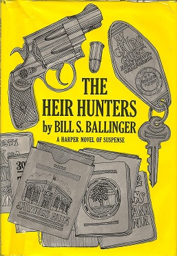 Image for The Heir Hunters