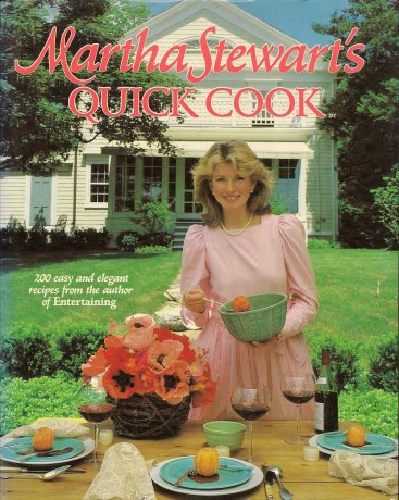 Image for Martha Stewart's Quick Cook