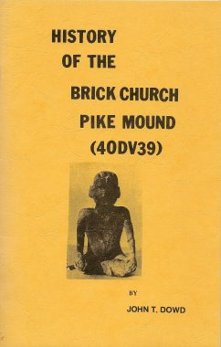 Image for History of the Brick Church Pike Mound (40DV39)