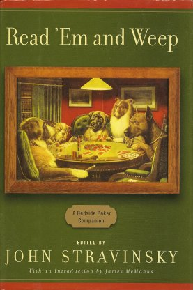Image for Read 'Em and Weep:  A Bedside Poker Companion