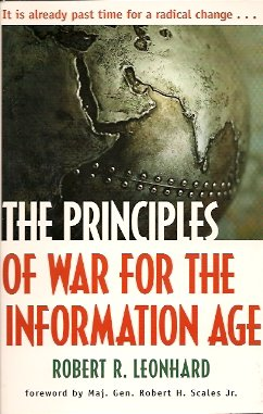 Image for The Principles of War for the Information Age