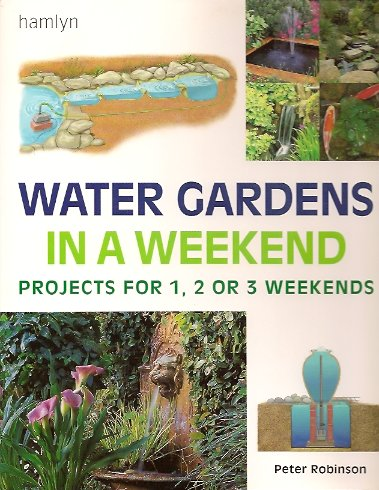 Image for Water Gardens in a Weekend