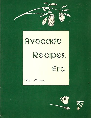 Image for Avocado Recipes Etc