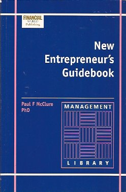 Image for New Entrepreneur's Guidebook