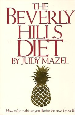 Image for The Beverly Hills Diet