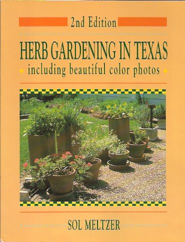 Image for Herb Gardening in Texas