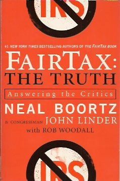 Image for FairTax:  The Truth: Answering the Critics